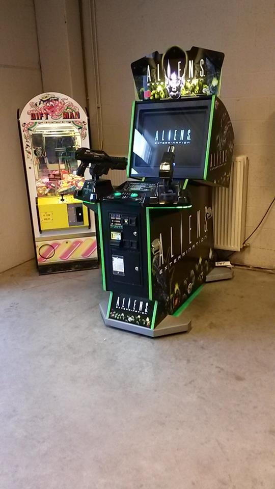[Te koop] Aliens Extermination arcade File